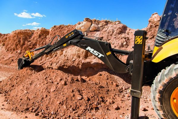 buldoexcavator 644