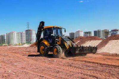 buldoexcavator mst 642